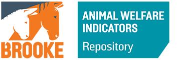 Brooke Animal Welfare Indicators Repository logo